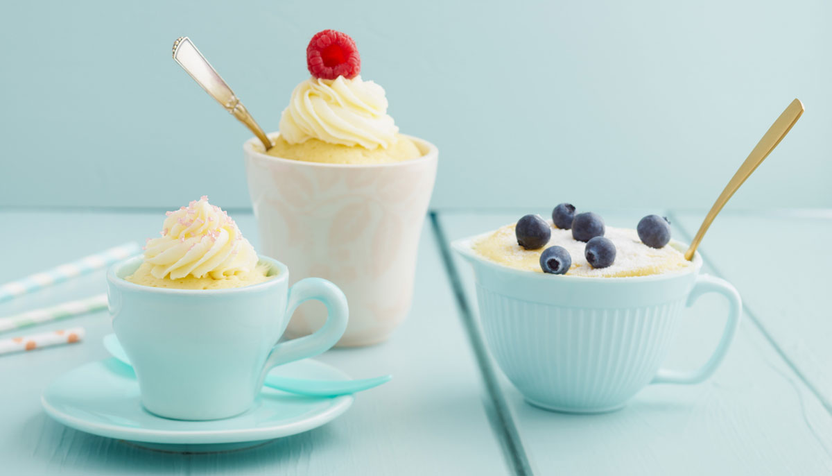 How to Make the Best-Ever Vanilla Mug Cake in 5 Minutes or Less